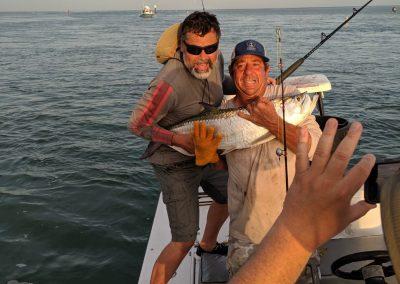 Tarpon Fishing in Islamorada