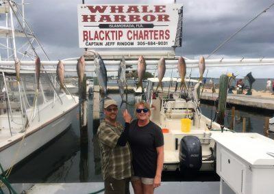 fishing charter in islamorada